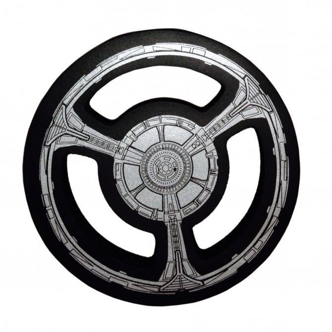 Deep Space 9 Frisbee