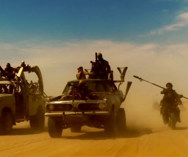 Breaking Down the VFX of Fury Road