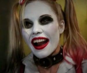 Joker & Harley Quinn vs. Deadpool & Domino