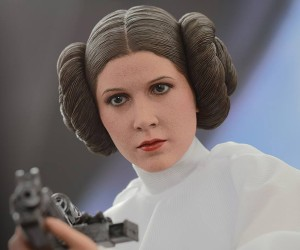 Hot Toys 1/6th Scale Princess Leia Action Figure