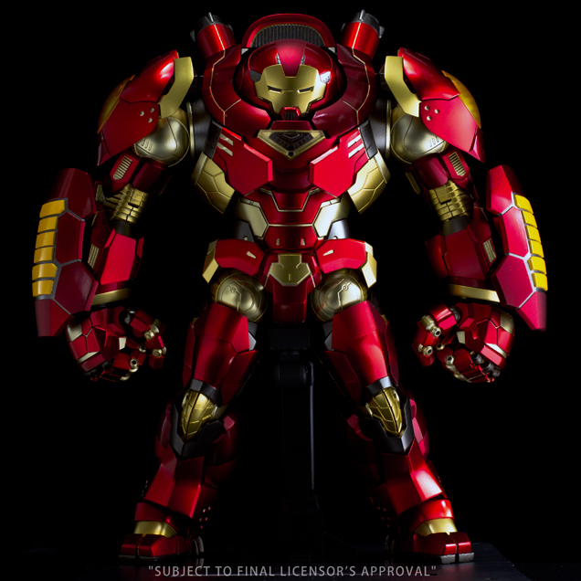 Sentinel Re:Edit Hulkbuster Action Figure
