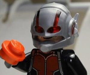 Fan-made LEGO Ant-Man Trailer