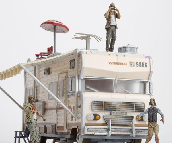 2015 The Walking Dead Construction Sets on Sale