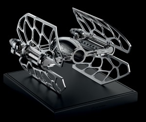 MB&F Music Box Inspired by Star Wars' TIE Fighter