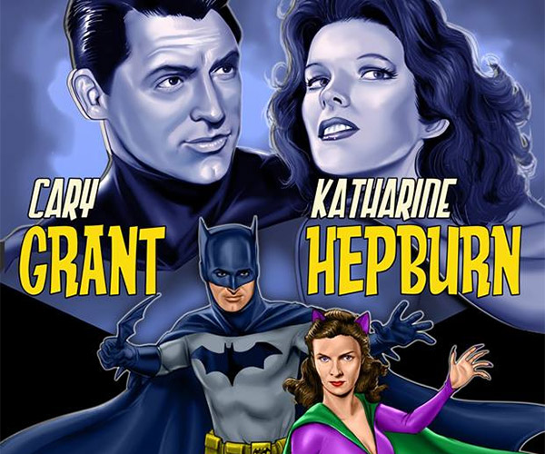 What If Cary Grant Starred as Batman?