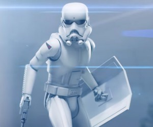 Sideshow Ralph McQuarrie Stormtrooper Statue