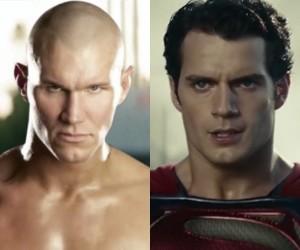Randy Orton vs. Superman: Dawn of the RKO