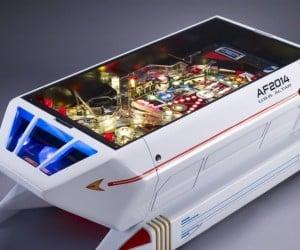 Star Trek Pinball Shuttlecraft Table