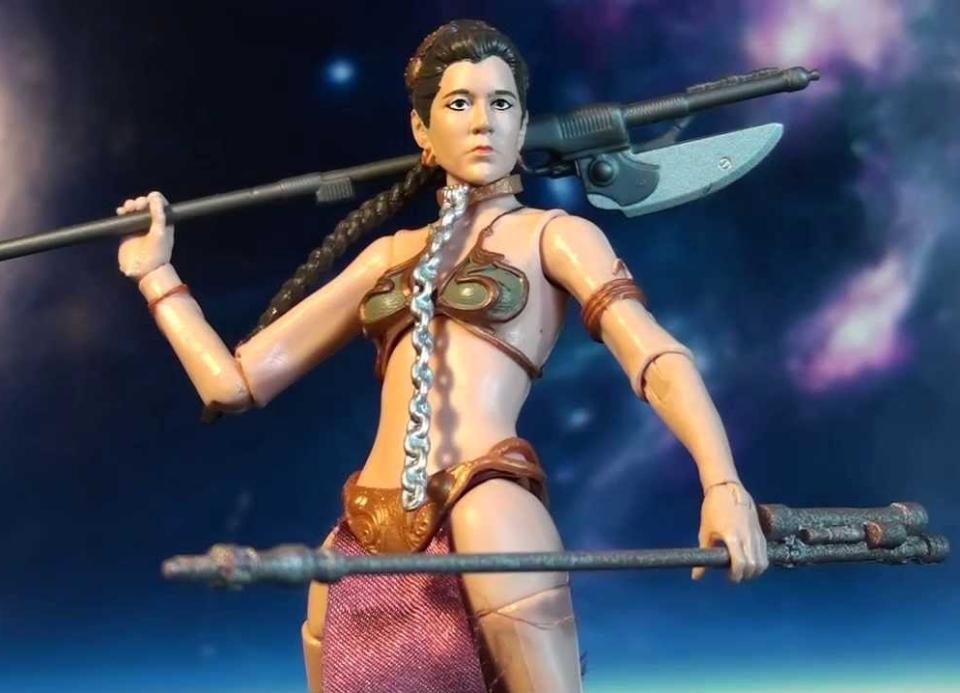 Parents Upset About Slave Leia Figure for No Good Reason