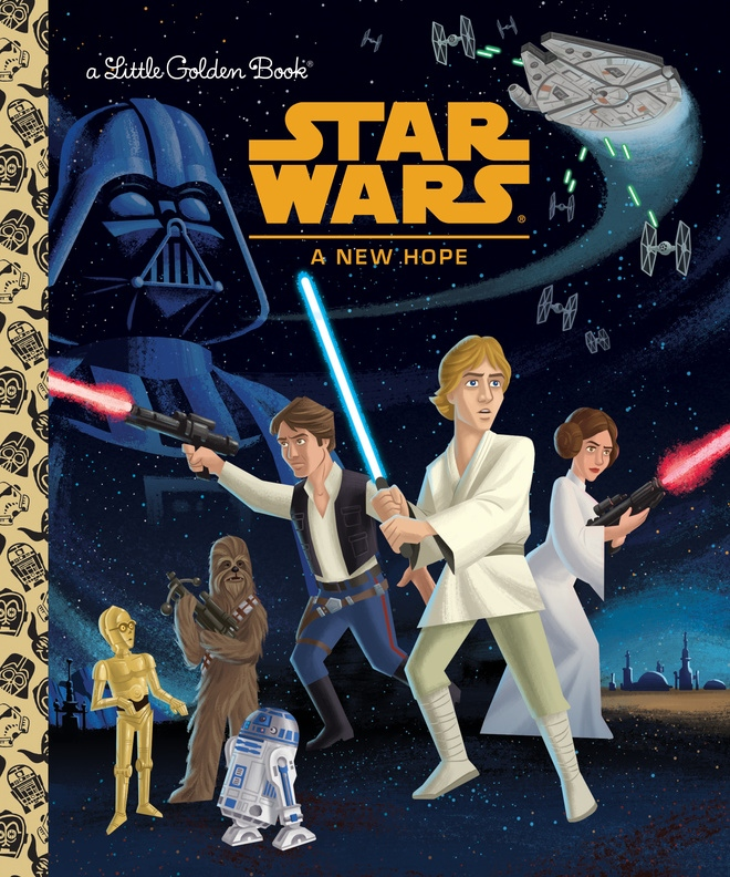 Star Wars Little Golden Books