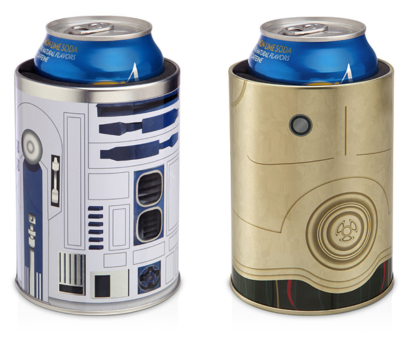 Star Wars R2-D2 & C-3PO Can Coolers