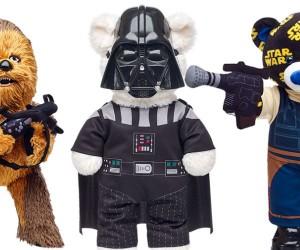 Star Wars Build-A-Bears