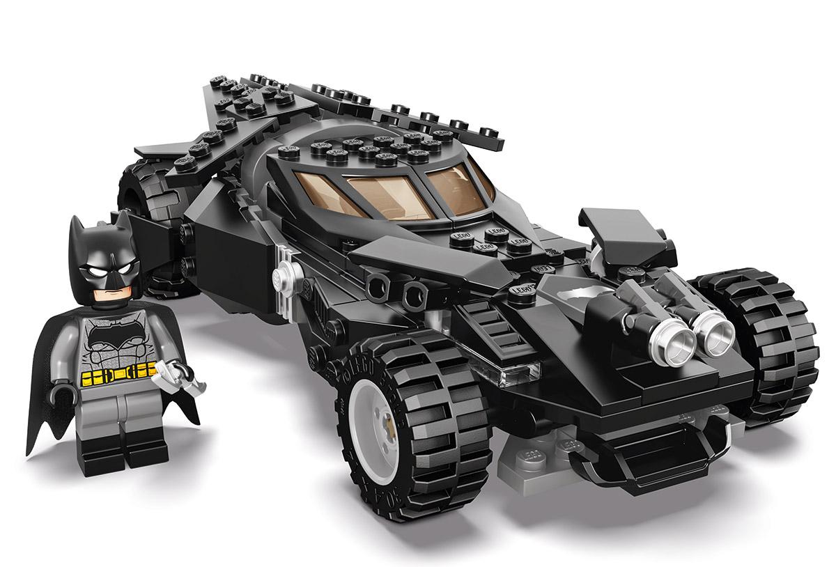 The First Batman V Superman Toys