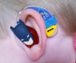 Super Cool Hearing Aids for Super Kids