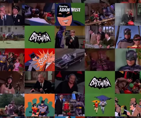 Watch All 120 Batman Episodes at Once