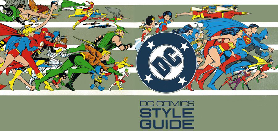 1982 DC Comics Style Guide Turns up Online