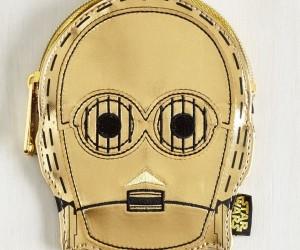 C-3PO Change Purse