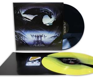 Mondo Aliens OST 2XLP