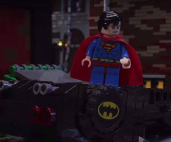 LEGO Batman vs Superman 2: Dawn of Just Desserts