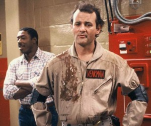 Bill Murray Will Be in the Ghostbusters Reboot