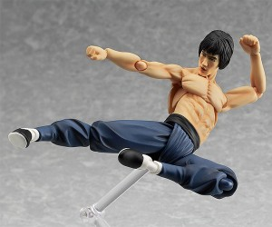 Super-Articulated Bruce Lee Action Figure