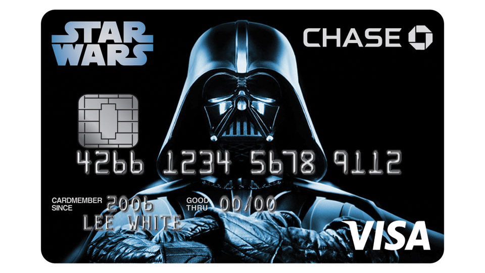 Disney Star Wars Credit Cards: The Debt Awakens