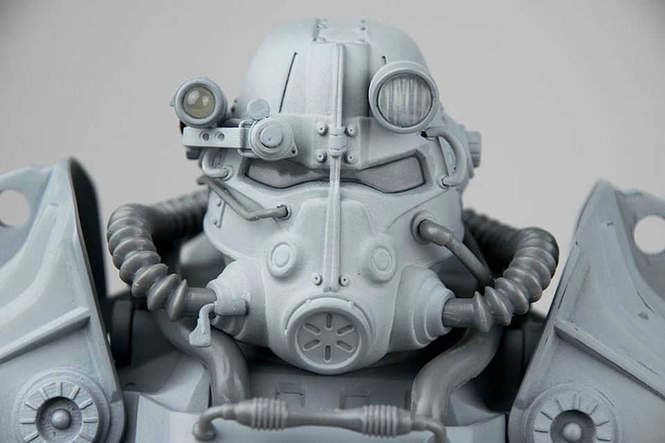 Threezero Fallout Power Armor Action Figures