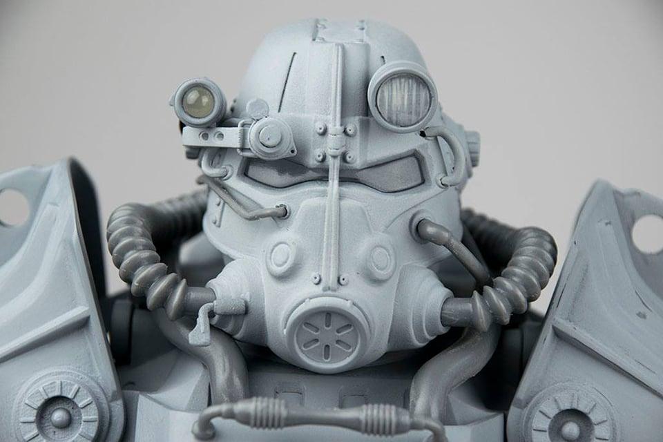Threezero Fallout Power Armor Action Figures