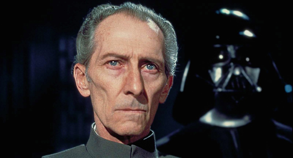 Peter Cushing May Be Digitally Recreated In Rogue One
