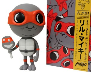 Lil Mikey Red & Gray Variant MondoCon Exclusive
