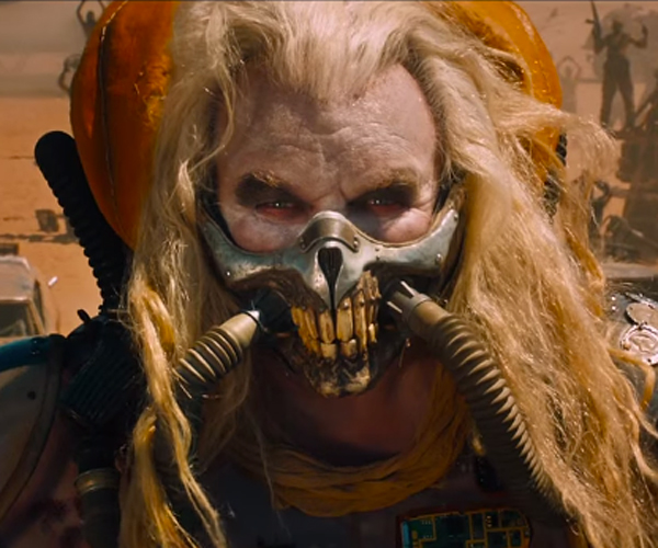 Mad Max: Fury Road Deleted Scenes Leak