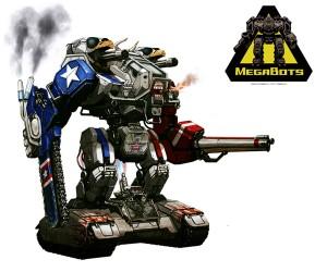 MegaBots Kickstarter for USA vs. Japan Fight