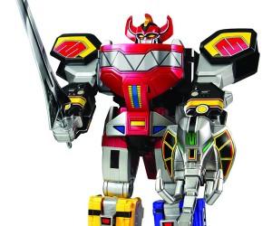MMPR Legacy Megazord 20th Anniv. 2015 Reissue