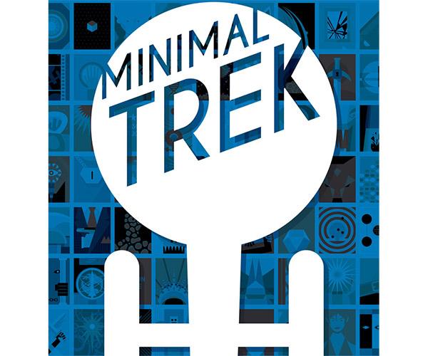 A Minimalist Homage to Star Trek: The Original Series