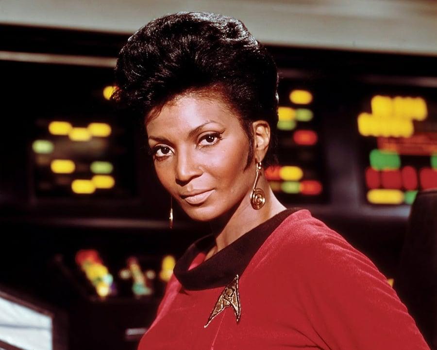 Nichelle Nichols Leaves Starfleet for NASA