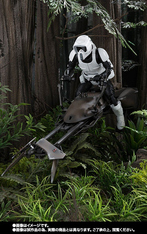 sh_figuarts_star_wars_scout_trooper_speeder_bike_action_figure_by_bandai_3