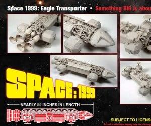 MPC Space: 1999 Eagle-1 1/48 Model Kit