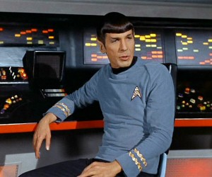 1960s Spock Uniform Could Go for Big Bucks