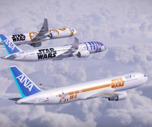 Japan's All Nippon Airways Has a BB-8 Droid Plane
