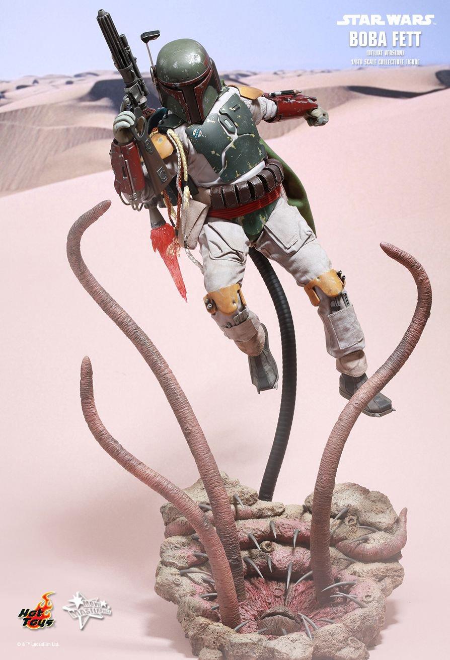 Hot Toys 1/6-Scale Boba Fett Figure