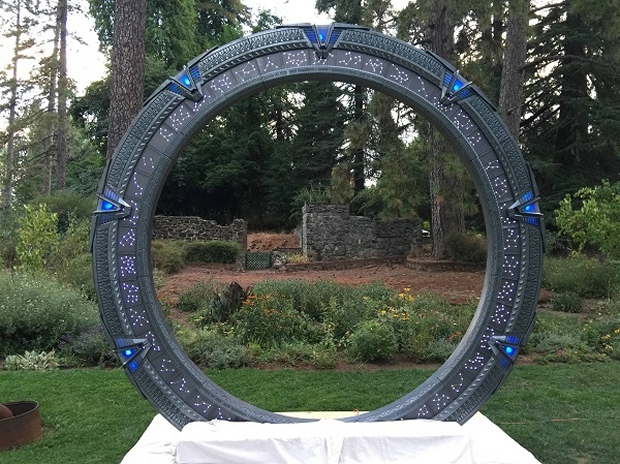 Guy Builds Stargate For His Wedding: Did He Escape?