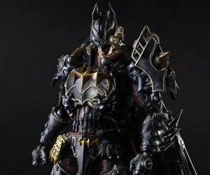 Square Enix Steampunk Batman Action Figure