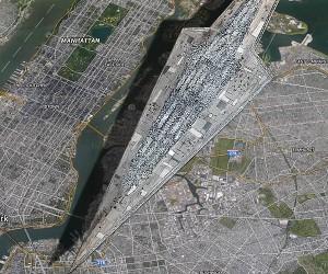 Star Destroyer Over Manhattan