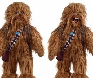 Star Wars 24″ Roaring Chewbacca Talking Plush