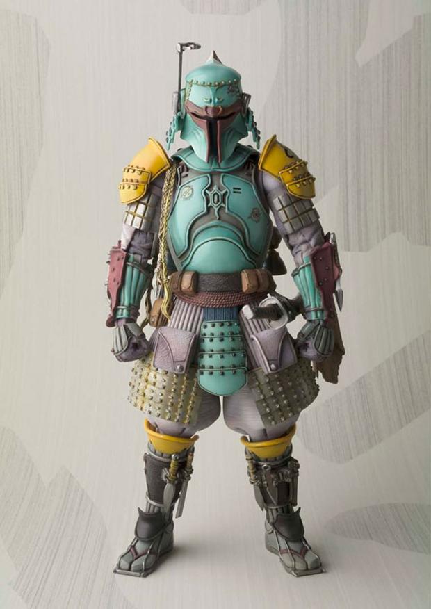 Star Wars Movie Realization Ronin Boba Fett Figure