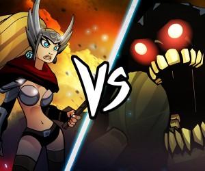 She Thor vs. Hulk Zombie Animated Fan Film
