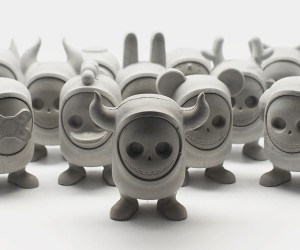 United Monsters Concrete Art Toys