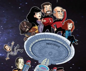 Warped: The Never-Aired 8th Season of Star Trek
