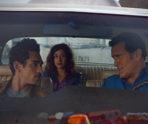 Meet the Main Characters of Starz' Ash vs Evil Dead