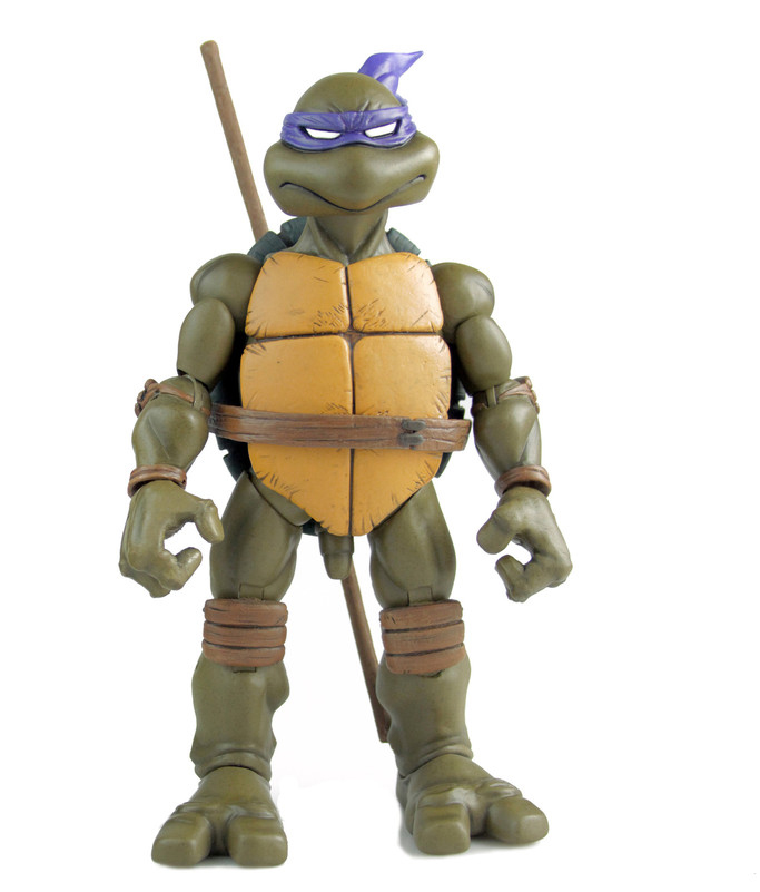 Mondo 1/6 Scale Donatello TMNT Figure